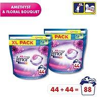 LENOR Amethyst Color All in 1 (88 ks) - Kapsle na praní