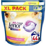 Kapsle na praní LENOR Gold Orchid Color All in 1 (44 ks) - Kapsle na praní
