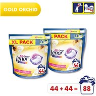 LENOR Gold Orchid Color All in 1 (88 ks) - Kapsle na praní