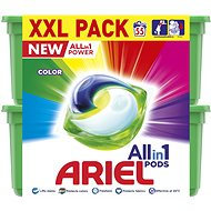 ARIEL All-in-1 Color 55 ks - Kapsle na praní