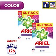 ARIEL Color & Style 2 × 4.7 kg (126 washes)