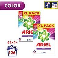 ARIEL Color & Style 2× 4,7 kg (126 praní)