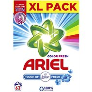 ARIEL Color Fresh Touch of Lenor 4,7 kg (63 praní)