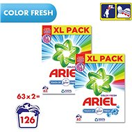 ARIEL Color Fresh Touch of Lenor 2 × 4.7 kg (126 washes)