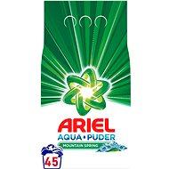 ARIEL Mountain Spring 3,3 kg (45 praní) - Prací prášek