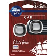 AMBI PUR Old Spice 2 × 2 ml - Vůně do auta