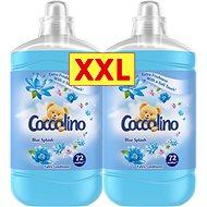 Aviváž COCCOLINO Blue Splash 2 × 1,8 l (144 praní) - Aviváž