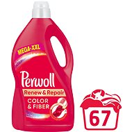 PERWOLL Renew&Repair Color 4,05 l (67 praní) - Prací gel