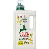 JELEN Prací gel s vůní lípy 2,7 l (60 praní)