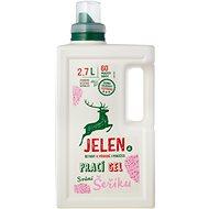 JELEN Prací gel s vůní šeříku 2,7 l (60 praní) - Eko prací gel