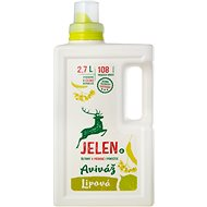 DEER Softener Linden 2.7l (108 Washings) - Eco-Friendly Fabric Softener