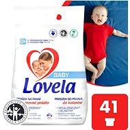 LOVELA Baby na barevné prádlo 4,1 kg (41 praní) - Prací prášek