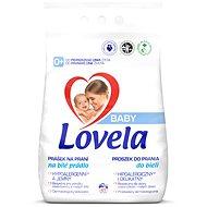 LOVELA Baby na bílé prádlo 4,1 kg (41 praní) - Prací prášek