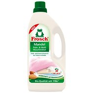 FROSCH ECO for Wool and Fine Laundry Almonds 1.5l (30 Washings) - Eco-Friendly Gel Laundry Detergent