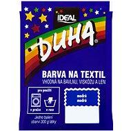 DUHA barva na textil modrá 15 g - Barva na textil