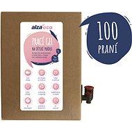 AlzaEco prací gel na dětské prádlo 5 l (100 praní) - Eko prací gel