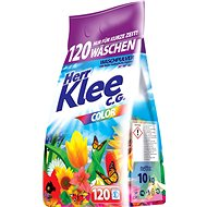 HERR KLEE Color 10 Pcs (120 Washings) - Detergent