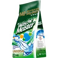 WASCHE MEISTER Universal 10,5 kg (140 praní) - Prací prášek