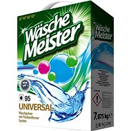 WASCHE MEISTER Universal Box 7.875kg (95 Washings) - Detergent