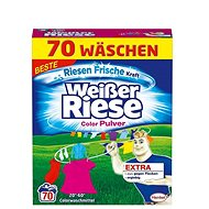 WEISSER RIESE Color Powder 3.85kg (70 Washings) - Detergent