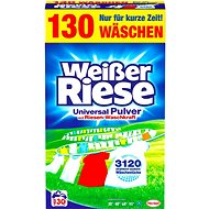 WEISSER RIESE Universal Powder 7.15kg (130 Washings) - Detergent