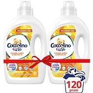 COCCOLINO Care Gel Sport 2× 2,4 l (120 praní) - Prací gel
