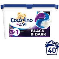 COCCOLINO Care Black 40 ks - Kapsle na praní