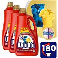 WOOLITE Mix Colors 3 × 3,6 l (180 praní) - Tekutý prací prostředek