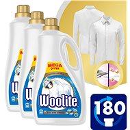 WOOLITE Extra White Brillance 3 × 3,6 l (180 praní) - Tekutý prací prostředek