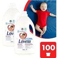 LOVELA Baby na barevné prádlo 2 × 4,5 l (100 praní) - Prací gel