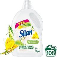 SILAN Naturals Ylang-Ylang & Vetiver 2,7 l (108 praní) - Eko aviváž