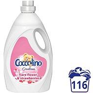 COCCOLINO Tiare Flower & Strawberries 2,9 l (116 praní)