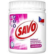 SAVO práškový univerzální 450 g (20 praní) - Odstraňovač skvrn