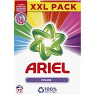 ARIEL Prášek Color & Style 5,4 kg (72 praní)