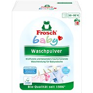 FROSCH EKO Baby for Baby Laundry 1.215kg (18 Cycles) - Eco-Friendly Washing Powder