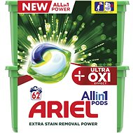 ARIEL Allin1 Pods +Oxi 62 ks - Kapsle na praní