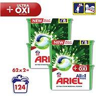 ARIEL Allin1 Pods + Oxi 2 × 62 pcs