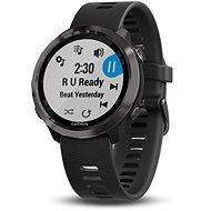 Garmin Forerunner 645 Optic Music Slate - Chytré hodinky