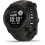 Garmin Instinct Black - Smartwatch