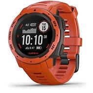 Garmin Instinct Red - Chytré hodinky
