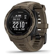 Garmin Instinct Tactical Coyote Tan Optic - Chytré hodinky