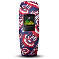 Garmin Vivofit junior 2 Captain America - Fitness Bracelet