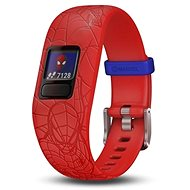 Garmin vívofit junior2 Disney Spider-Man Red - Fitness náramek
