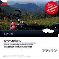 Garmin Topo Czech PRO 2015, microSD/SD karta - Paměťová karta