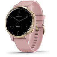Garmin Vívoactive 4S LightGold Pink  - Chytré hodinky
