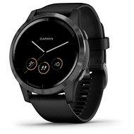 Garmin Vívoactive 4 Grey Black - Chytré hodinky