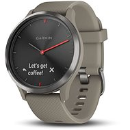 Garmin Vivio Optic Sport Black Sandstone - Smartwatch
