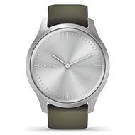 Garmin Vívomove 3 Style, Silver Green - Chytré hodinky