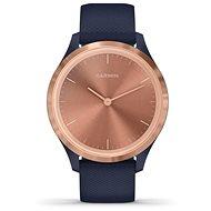 Garmin Vívomove 3S Sport, RoseGold Blue - Chytré hodinky