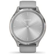 Garmin Vívomove 3 Sport, Silver Grey - Chytré hodinky